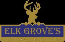 Elk Grove Best of Business logo