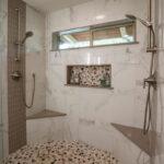 bathroom remodel - shower