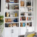 Bookshelf renovation